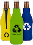 Eco Zipper Bottle Insulator